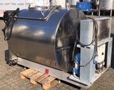 Cooling Tank for milk 1600L