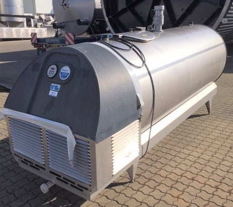 Cooling Tank for milk 1500L