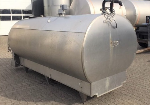 Cooling Tank for milk 3500L