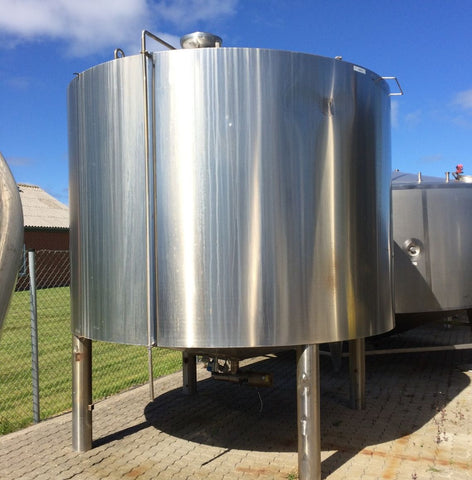 Stainless steel tank 12.000L