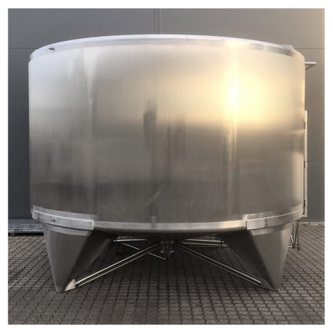 Stainless Steel Tank 20.000 l