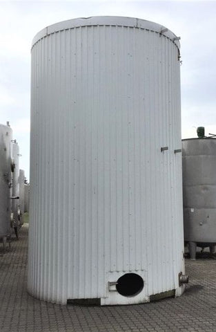 Vertical Ice Water Silos Tank