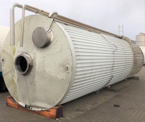 Insulated Vertical Silos Tank 50.000L