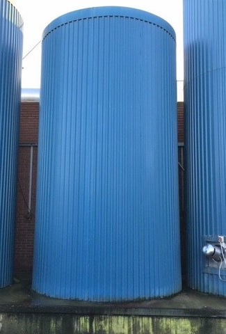 Vertical Insulated Tank 30.000L