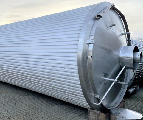 Vertical Insulated Tank 80m3
