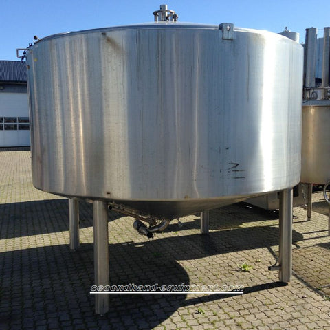 Stainless steel tank 12000.