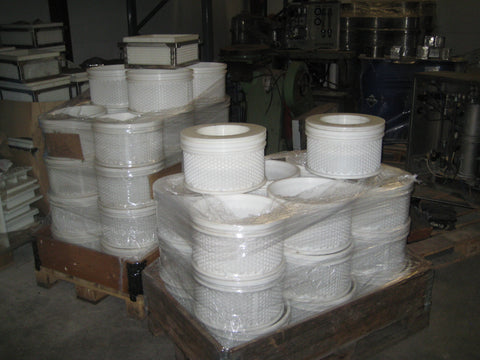 Cheese Mould Round