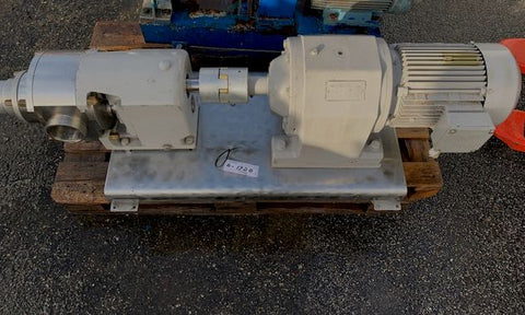 Lobe Pump 5,5 kW