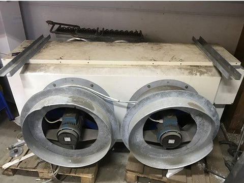 Air Cooling unit for cooling store Searle