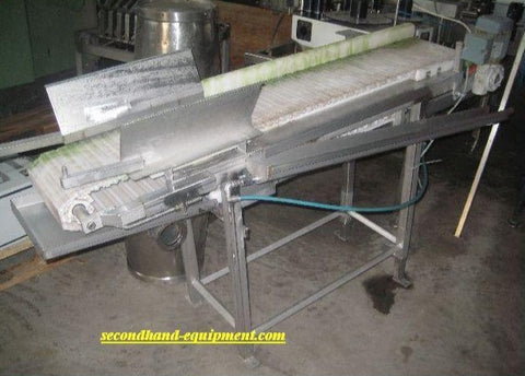 Short Stainless Steel Conveyor