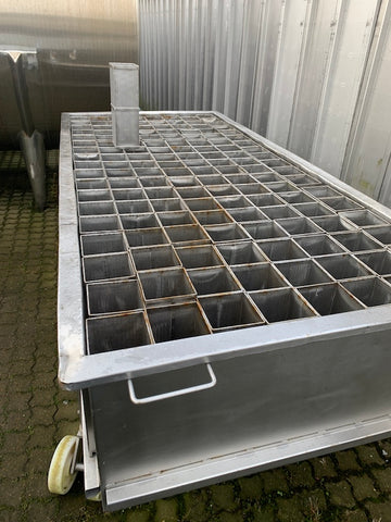 Metal Cheese mould