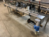 Stainless Steel Modular Conveyor