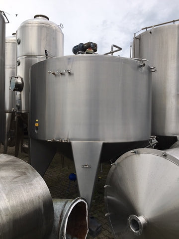 Vertical Jacketed Tank 5.000L