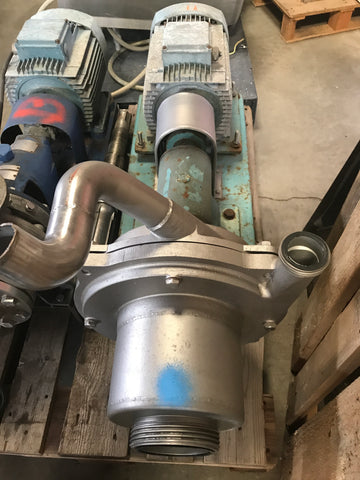 Defoaming pump