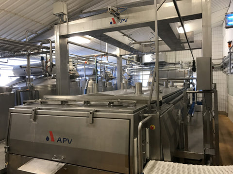 APV Cheese PrePress Type OPD 5,5 OCD
