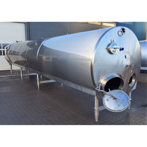 Horizontal Stainless Steel tank 20 m3