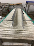 Conus Stainless Steel Modular Conveyor