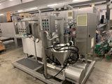 APV-SPX Process Line For Cheese