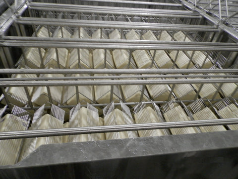 Cheese Brine Racks