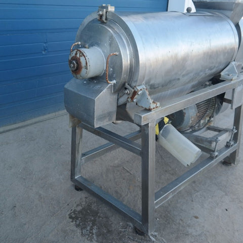 Fruit Pureeing Pump Machine