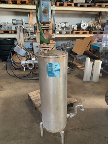 Pipe Steam exchanger