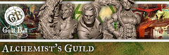 Guild Ball: Alchemists Guild