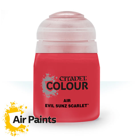 Citadel Air Brush Paints