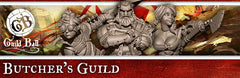 Guild Ball: Butchers Guild