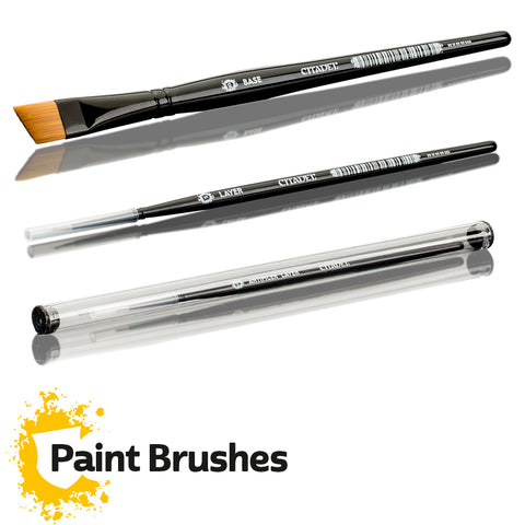 Citadel Paint Brushes
