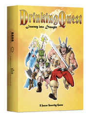 Drinking Quest  the Drinking Game Tabletop RPG