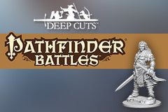 Pathfinder Deep Cuts Miniatures
