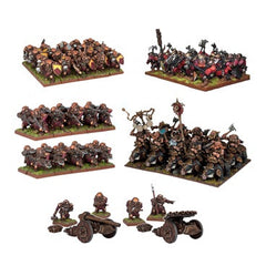 Kings Of War: Dwarfs