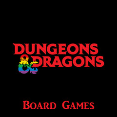 Dungeons & Dragons Boardgames