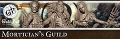 Guild Ball: Mortician's Guild
