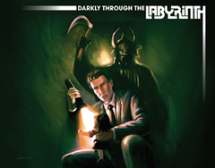 Darkly Through the Labyrinth RPG