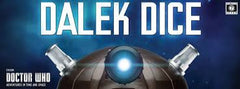 Dalek Dice (Doctor Who Dice Game)