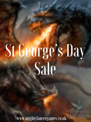 MR MLG's St George's Day Special