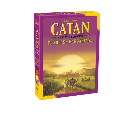 Catan – Traders & Barbarians 5 - 6 Player Extension