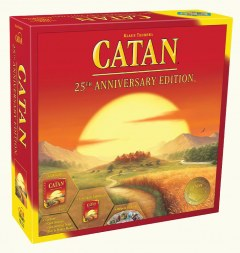 CATAN® - 25th Anniversary Edition