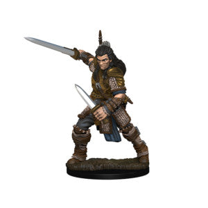 Pathfinder Deep Cuts Miniatures: Human Male Fighter
