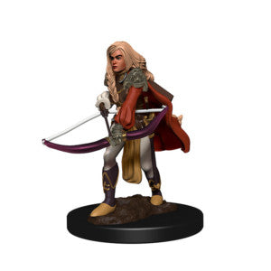Pathfinder Deep Cuts Miniatures: Human Female Fighter [SKU: 72597]