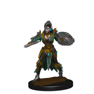 Pathfinder Deep Cuts Miniatures: Elf Female Fighter