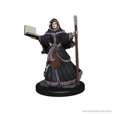 D&D Nolzur's Marvelous Minis: Human Female Wizard (SKU: 72619)