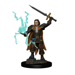 Pathfinder Deep Cuts Miniatures: Human Male Cleric [SKU: 72600]