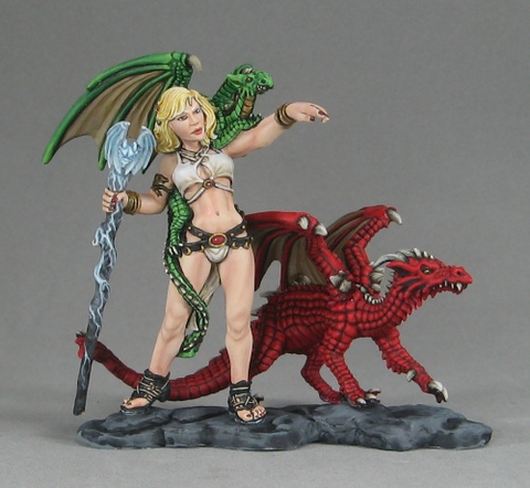 01446 Dragon Summoner 54mm: www.mightylancergames.co.uk
