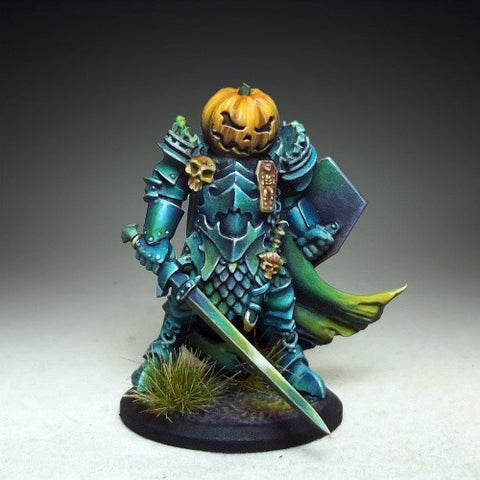 Reaper 01449 Halloween Knight: www.mightylancergames.co.uk