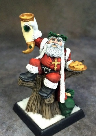 Reaper 01577 Santa Dwarf (2015): www.mightylancergames.co.uk