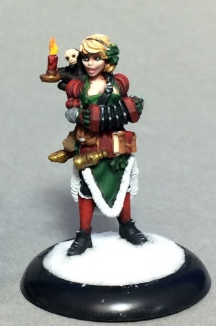 Reaper Dark Haven Legends 01578 - Carol, Christmas Bard: www.mightylancergames.co.uk