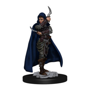 Pathfinder Deep Cuts Miniatures: Human Female Rogue [SKU: 72603]