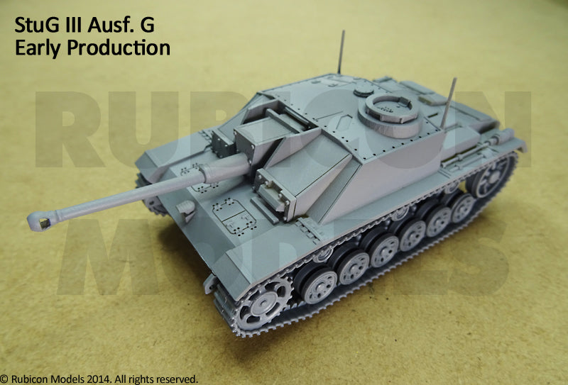 German StuG III Ausf G